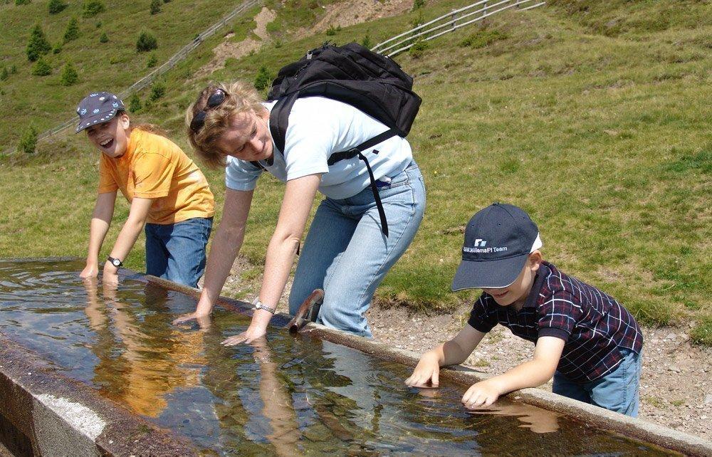 Vacanze e vitalità in Val d'Isarco: consigli e informazioni dalla consulente Kneipp