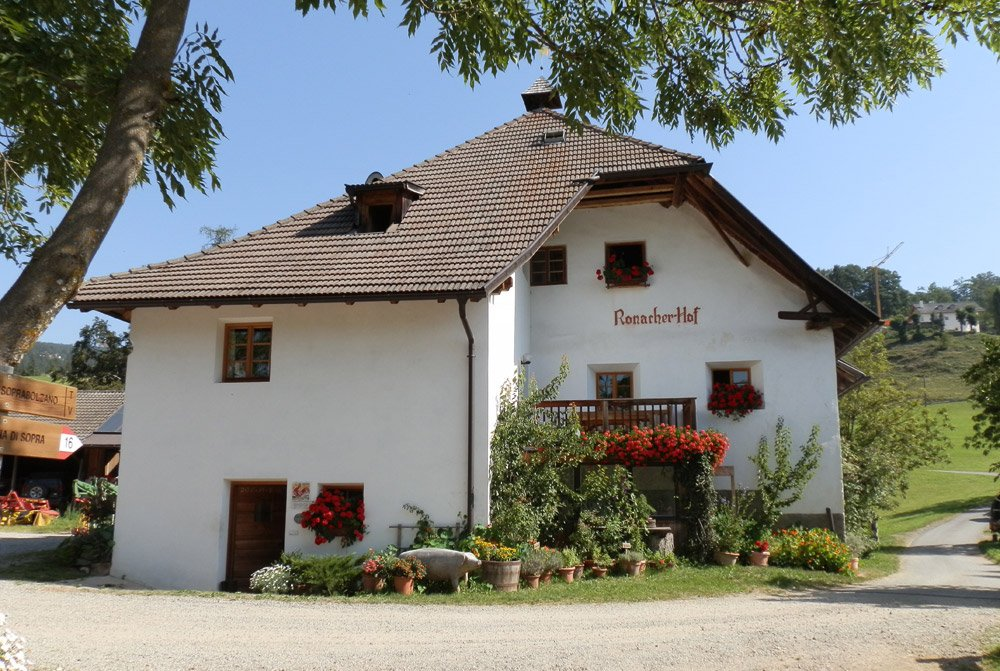 Vacanza avventura al maso Ronacherhof