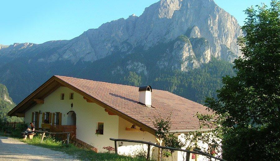 Maso Grunserhof - vacanza avventura sull'Alpe di Siusi