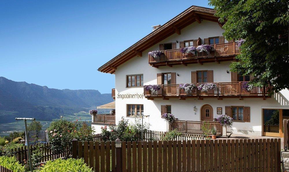 Maso Engadinerhof - Vacanze nell'agriturismo avventura in Alto Adige