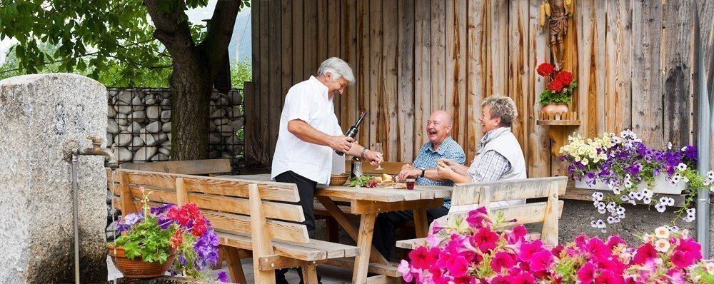 Obstbauernhof Fohlenhof – Ihr Urlaubsziel im sonnigen Vinschgau